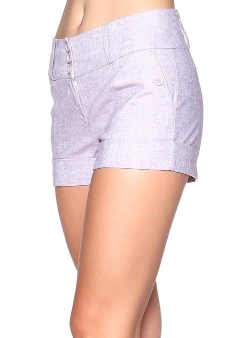 Women's Lilac Shorts