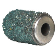 Equine Dental Split Blue diamond Bullet Nose Burr for horse dentistry