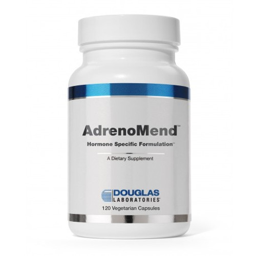 AdrenoMend™ decreases adrenal fatigue and restores vitality, energy, stamina, clarity of mind and creativity by restoring normal function of the adrenal glands.