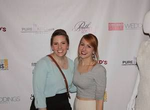 Step and repeat sponsorship for Kate Pankoke