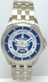 Gent's All Stainless Law Enforcement Watch