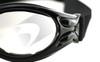 Bobster Igniter Goggle with Black Frame and Anti-Fog Photochromic Lens