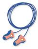 Howard Leight Laser Trak Corded Detectable Ear Plugs NRR 32 (100-Pr Box)