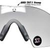 ANSI Z87.1 Lens Markings On Oakley SI Ballistic M Frame 2.0 Strike Array OKT-11-138