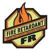 Radians SV25-2 Class 2 Fire Retardant Hi-Viz Orange Mesh Safety Vest