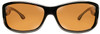 Haven Foxen OTG Sunglasses with Tortoise Frame and Amber Polarized Lens