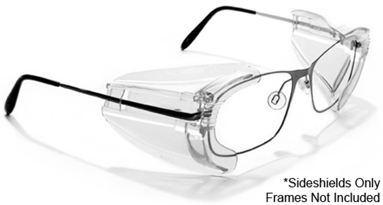 safety glasses side shields safety optical b22 mhs slip on sideshields safety 10123