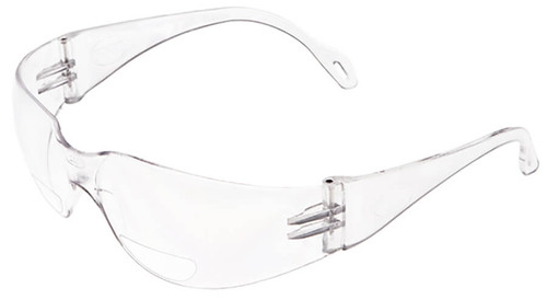 Encon Veratti 2000 Bifocal Safety Glasses With Clear Lens