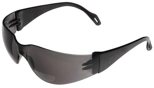 Encon Veratti 2000 Bifocal Safety Glasses With Gray Lens