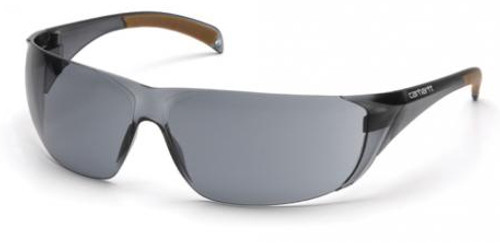 Carhartt Billings Safety Glasses with Gray Anti-Fog Lens