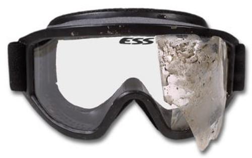 ESS Lens Tear-Offs 6-Pack for Striker Series Goggles