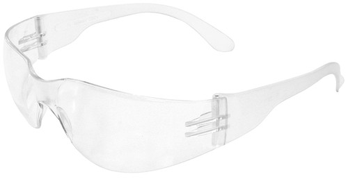 Radians Mirage Small Safety Glasses with Clear Lens