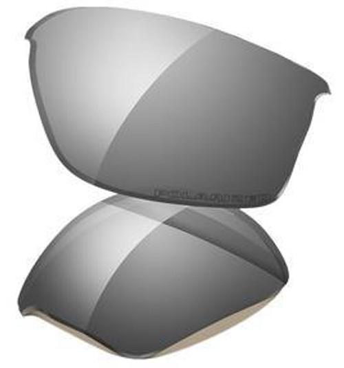 Oakley Flak Jacket Black Iridium Polarized Replacement Lenses