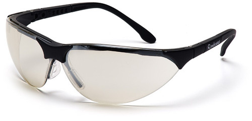 Pyramex Rendezvous Safety Glasses with Black Frame and Indoor/Outdoor Lens