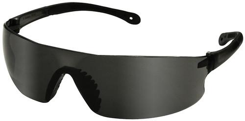 Radians Rad-Sequel Safety Glasses with Smoke Anti-Fog Lens