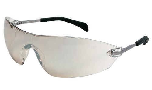Crews Blackjack Elite Safety Glasses with Indoor/Outdoor Lens