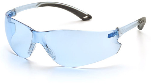 Pyramex Itek Safety Glasses with Infinity Blue Lens