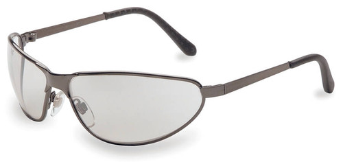 Uvex Tomcat Safety Glasses with Indoor/Outdoor Lens