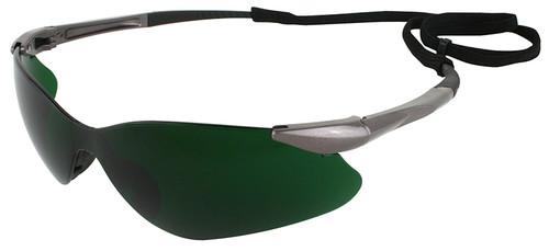 Jackson Nemesis VL Safety Glasses with Shade 5 Lens
