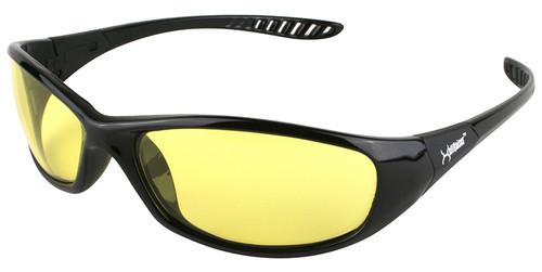 Jackson Hellraiser Safety Glasses with Amber Lens