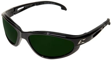d9fe13567fc Edge Dakura Safety Glasses Black Frame Shade 5 Lens