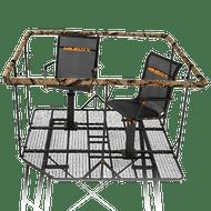 The Quad - 12' Quad Pod