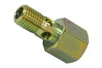 MaxTow Banjo Bolt Adapter for Fuel Pressure Sensor