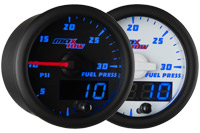 MaxTow Double Vision 30 PSI Fuel Pressure Gauge
