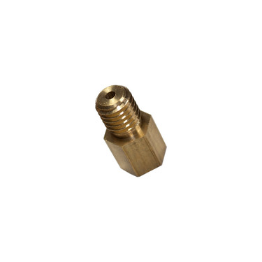 1/8 NPT Female to M12 P-1.5 Male Thread Adapter