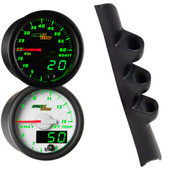 94-97 Dodge Ram Cummins MaxTow Custom Gauge Package