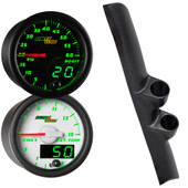 1994-1997 Dodge Ram Cummins Full Size Dual MaxTow Gauge Package