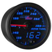 Blue MaxTow Water Temperature Gauge