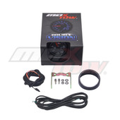 Black & Blue MaxTow 30,000 PSI Fuel Rail Pressure Gauge Unboxed