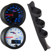 1988-1994 GMC Sierra C/K Blue MaxTow Gauge Package