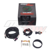 Black & Green MaxTow 100 PSI Fuel Pressure Gauge Unboxed