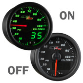 MaxTow Oil Pressure Gauge On/Off