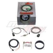 White & Green MaxTow 2200 F Exhaust Gas Temperature Gauge Unboxed