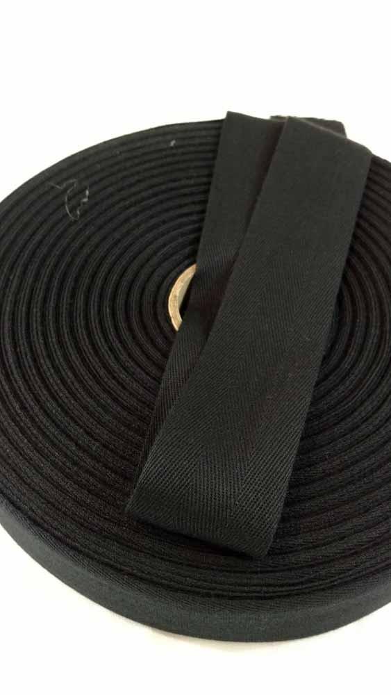 Lightweight 1 5 Quot Black Twill Tape Twilltape Com