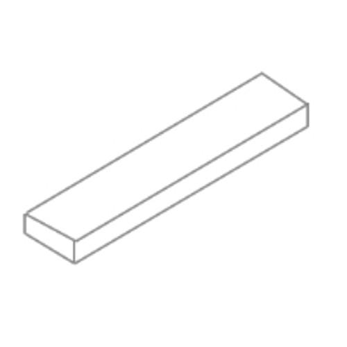 Lisbon Oak 2700mm Continuous Plinth