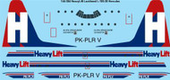 1/144 Scale Decal HeavyLift L-100 (C-130)