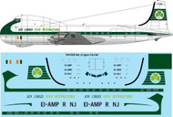 1/144 Scale Decal Aer Lingus Carvair