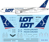 1/200 Scale Decal LOT Boeing 787-8