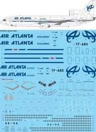 1/144 Scale Decal Air Atlanta TriStars