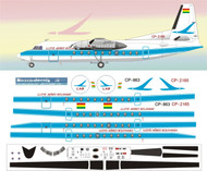 1/144 Scale Decal LAB F-27