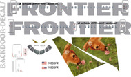 1/144 Scale Decal Frontier A-318 Bambi