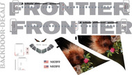 1/144 Scale Decal Frontier A-318 Porcupine