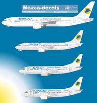 1/144 Scale Decal AeroSvit 767-300