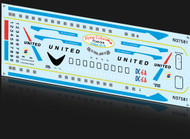 1/144 Scale Decal United DC-6