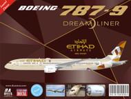 1/144 Scale Decal Etihad 787-9