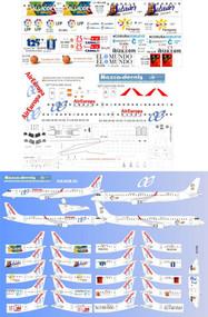 1/144 Scale Decal Air Europa E190
